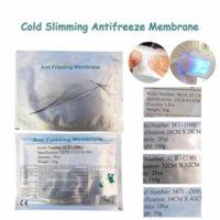 Высокого качества!!! Анти морозильная морозильная мембрана для заморозки для похудения замораживает жир жир Cryo охлаждающий вес уменьшить бумагу 50 шт .04