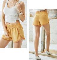 Фабрика работает короткие штаны женские LU-TH417 шорты шорты дамы повседневная йога наряды взрослых спортивная одежда для девочек фитнес