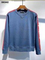 Phantom Turtle Hoody New Mens Designer Sweats Hoodies Italie Sweatshirts de mode Automne Imprimer DSQ Hoode Homme Homme Top Qualité 100% Coton Hauts 01216