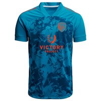Мужские футболки Sporting Kansas City Blue 2021 PrimeBlue Jersey Parley Футбольная рубашка с коротким рукавом футбол для футболки работает спортивная печать футболки Размер S-4XL