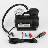 Compresseur d'air Compresseur Auto 300PI C300 12V portable pneumatique électrique pompe de pompe ABS accessoires de voiture ABS