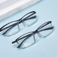Lunettes de soleil pour femmes de haute qualité semi-métal de haute qualité lentilles de résine asphériques lunettes lunettes lunettes mâle 1.0 1.5 2.0 2.5 3.0 3.5 4.0