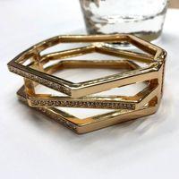 Bangle Bracelets For Women Girls Stainless Steel Charm Rose Gold Bracelet Bangles Fashion Friendship 2021 Tend Jewelry Femme Gift