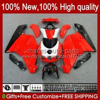 Ducati 749-999 749S 999-999 749S 999-999 999 2003-2006 ABSボディワーク27NO.16 749 999 S Red Black R 2003 2004 2006 749R 999R 03 04 04 05 04 04 04 05 06 06 06 OEM Bodysキット