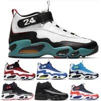 Griffey 1 Erkekler Basketbol Ayakkabıları 1s Swingman Tatlı Swing Safari Cincinnati Kırmızı Varsity Royal 2021 Zapatos Tenis Trainer Sneakers