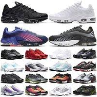 air max plus 3  tn 3 Ayakkabı Koşu Artı Erkekler Kadınlar Erkek Sunset Üçlü Siyah Beyaz Oyun Kraliyet Çalışma Mavi Eğitmenler Sport Sneakers Ücretsiz Kargo