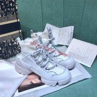 Ребенок Парижская мода Неделя Женские Новые Носки Кроссовки Мода Письмо Вышитый Вамп Открытый Альпинизм Каллинг Обувь