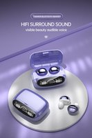 M32 Mini Bluetooth 5.1 Earphone TWS Wireless Headphones with Microphone Waterproof Sports Headset 2000mAh