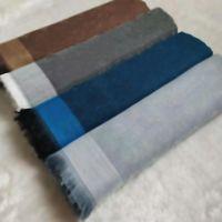 Foulard de mode classique pour femme en soie en soie en soie Cachemire Scarfs Châle 18Couleur Foulards Dames Taille 140x140cm sans boîte