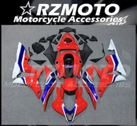 Injection Mold New ABS Whole Fairings kits fit for HONDA CBR600RR F5 2007 2008 07 08 Bodywork set Red Blue Bike