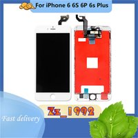 Cell Phone Touch Panels General quality glass For iPhone 6 6G 6P 6S 6SP LCD Display Assembly Complete Digitizer Screen Replacement