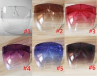 가장 저렴한 보호 얼굴 방패 안경 고글 안전 방수 안경 안티 스프레이 마스크 보호 고글 유리 선글라스