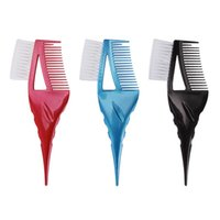 Hair Brushes Dyeing Brush Highlight Coloring Double Sided Comb Perm Styling Products