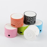 & MP4 Players Mini Wireless Portable Bluetooth-compatible Speakers Crack USB MP3 Stereo Sound Speaker For Computer Mobile Phone