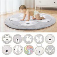 Carpets Animal Carpet Blanket Pet Kid Dog Children Crawling Mat Baby Cartoon For Room Home Living Decoration