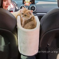 Cat Beds & Furniture Pet Small Dog Carrier Cars Seat Cover Mat Carry Sleeping House Puppy Bag Travel Central Control Nonslip For Teddy Chihu