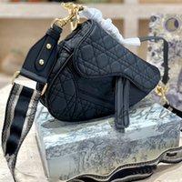 الفضلات المصممين جودة عالية السيدات حقيبة سرج 2021 الكلاسيكية المرأة حقيبة يد crossbody الأزياء مخلب حقائب الأم حقائب الكتف محفظة الهاتف المحمول محفظة اليد