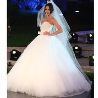 Luxurious Bling Sweetheart Wedding Dresses with Bow Wedding Bridal Gowns Custo