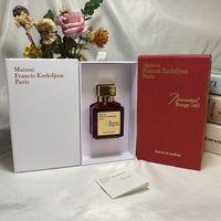 العلامة التجارية عطر للنساء Maison Francis Kurkdjian باريس بارفان A La Rose Rouge 540 Amyris Femme Oud Staint Mode Chatices