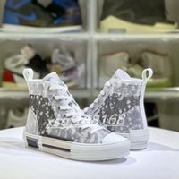 Fashion Marked Mujeres Casual Shoes Flower Print Textured Lace-Up High Top Top Sneaker Deigne Hombres Black Contrasting Star Suela de goma