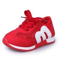 Athletic Kids Shoes Sneakers Baby Boy Footwear D016