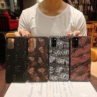 Handy-Taschen geprägte personalisierte PU-Ledertasche für Samsung M51 M30 M30 M31 M31 M40 M60 M62 F62 Luxus