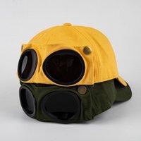 Широкие шляпы Breim Unisex солнцезащитные очки шапка шляпа летние очки бейсбол женский мужской бейсбольный