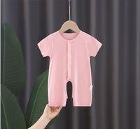 Bambini disegni abbigliamento set di abbigliamento infantile Girls Solid Tops Shorts Outfit Plain Striped Manica Corta T-shirt T-shirt Pantaloni Suits Bambini Summer Outfit Boutique 16Color