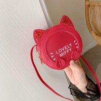 HBP Kids Handbags Alarm clock Fashion baby Mini Shoulder Bags cartoon Teenager children Girls Messenger Cute Lovely Bag