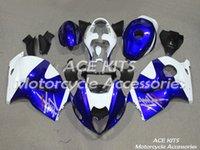 ACE KITS 100% ABS Carnales de motocicleta de carenamiento para Suzuki GSX-R1300 1999 2000 2002 2003 2004 2007 AÑOS Una variedad de color No.1564