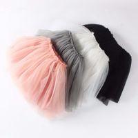 Skirts Girls Tutu Skirt 2-7 Years Colorful Summer Fluffy Ball Gown Pettiskirt Toddler Kids Baby Ballet Dance