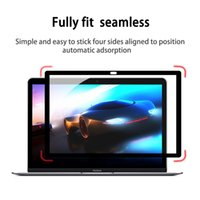 Protector de pantalla de marco para New MacBook Air 13 pulgada 2020 Retina Pro 15 Anti-Scratch Guard Película para Apple MacBook Pro 13