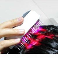 الليزر الكهربائي مشط الشعر الصحة النمو مكافحة الشعر تساقط فروة الرأس تدليك مشط فرشاة نمو الشعر النمو أداة