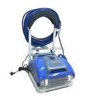 Dolphin M200 Equipo de limpieza automática de la aspiradora M3 Piscina Robot 18 metros Cable Accesorios profesionales