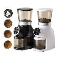 Electric Coffee Grinders Grinder Bean Dry Food Milling Machine Burr Tools