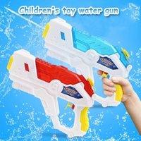 Erkek kız su tabancaları, 3 paket su jeti tabancaları, 280 cc kapasite, 4-6 metre aralık