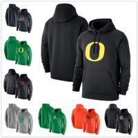 2021 Oregon State Beavers Orange Club Fleece Pullover Hoodie Enten Heathered Mens Sweatshirt Blauer Pullover