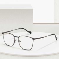 ZENOTTIC Alloy Glasses Frame For Men Women Reading Myopia Eye Glass Prescription Eyeglasses Optical Full Frames Eyewear 210529