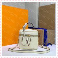 2021 أزياء العلامة التجارية حقيبة ماكياج الغرور النساء المصممين أكياس الحقيبة الحقيبة عالية الجودة حالات أدوات الزينة مستحضرات التجميل حقائب empreinte 21041602TDQ