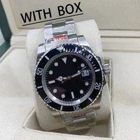 Мужская автоматическая механическая керамика Часы 41 мм Полная из нержавеющей стали Плавать наручные часы Sapphire светящиеся часы U1 завод Montre de luxe
