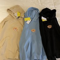 mens hoodie High Quality Fashion Luxury bear Print Letter Pattern Designer Top Couple Sweatshirts WG-WY37048