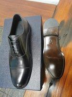 Factory_Footwear Shoes Shoes Designer Designer Abito da sposa in pelle di fascia alta, calzature da uomo Aristocratico Brand Brand Fashion Black Dimensioni: 38-46