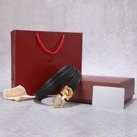2021 أزياء المرأة أحزمة الجملة جلد طبيعي عرض الحزام الكلاسيكي 2.3 سنتيمتر مع المربع
