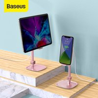 Baseus 15W Wireless Phone Charger Phone Fast Charging Adjustable Smartphone Tablet Holder Mount For iPhone 12 11 Pro XR Xiaomi
