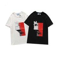 2021 Men Stylist T Shirt Summer Mens Women Designers T-Shirts Loose Tees Fashion Brands Tops Man Shirts Luxurys Clothing Street Shorts Sleeve Clothes Tshirts M-3XL