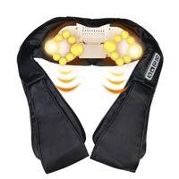 Heat Deep Kneading Infrared Massager U Shape Electrical Shiatsu Massage Back Neck Shoulder Body at Car Home Infrared Massagem