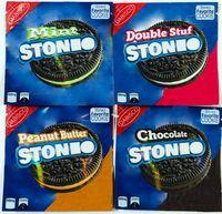 Sacs d'emballage Cookie Imprimé 4 types Sac alimentaire Mylar Plastic Runtz Baggies