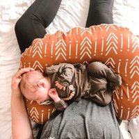 15825 Европа младенческие цветочные флоры для кормящих подушек для кормящих подушек для грудного вскармливания