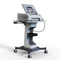 Portable Hifu машина высокой интенсивности сфокусированная ультразвуковая профессиональная таблица для глубокого удаления морщин SMAS