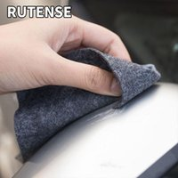 Magic Nano Cloth Car Scratch Repair Salviette di superficie Polish Polish Auto Care Scuffs Cleaner Dust Remover Tool Strumento Rag Spugna